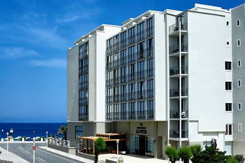 Goedkope zonvakantie Rhodos 🏝️Hotel Mitsis La Vita Beach