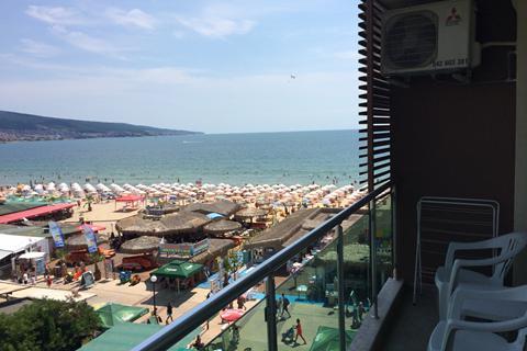 Last minute vakantie Zwarte Zee 🏝️Aparthotel Briz Beach