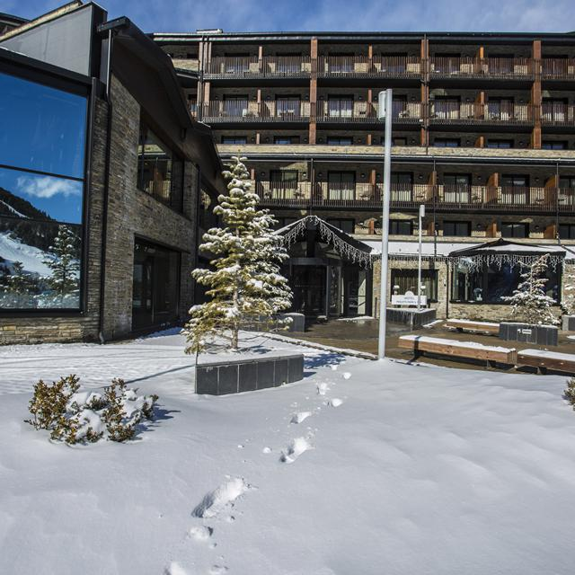 Park Piolets Mountain Hotel & Spa