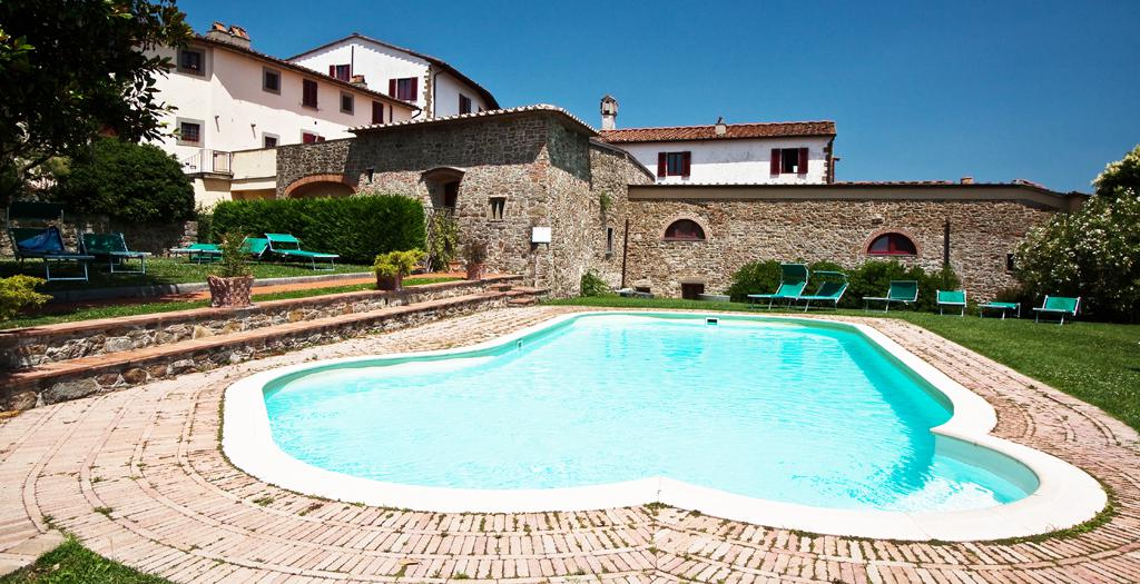 Bijzondere accommodaties Borgo Artimino in Artimino (Toscane, Italië)