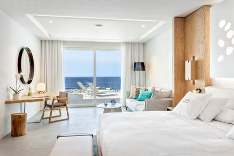Goedkope zonvakantie Tenerife - Hotel Royal Hideaway Corales Beach