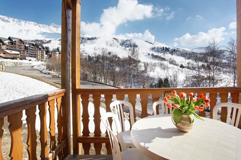 Heerlijke wintersport Le Grand Domaine ⛷️Résidence Odalys Belle Vue
