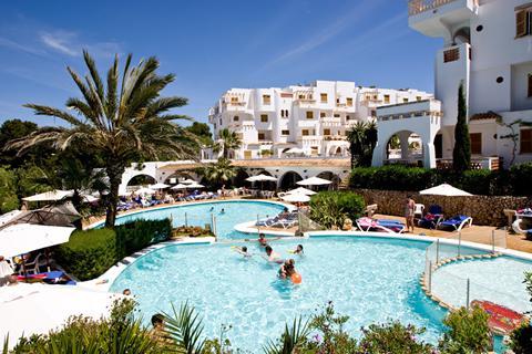 Goedkope zonvakantie Mallorca 🏝️Aparthotel Gavimar La Mirada