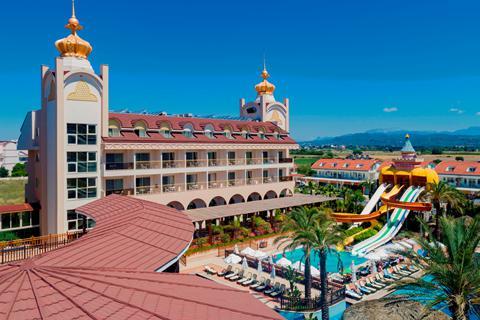 Goedkope vakantie Turkse Rivièra 🏝️Hotel Side Crown Charm Palace
