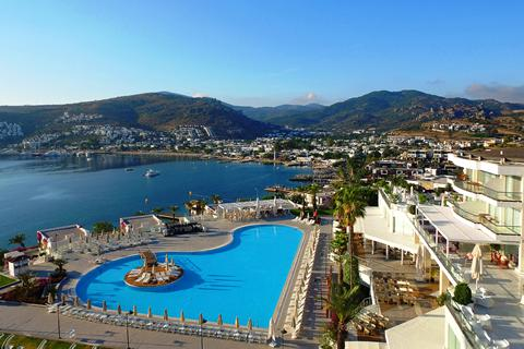 Aanbieding zonvakantie Egeïsche Kust - Hotel Baia Bodrum