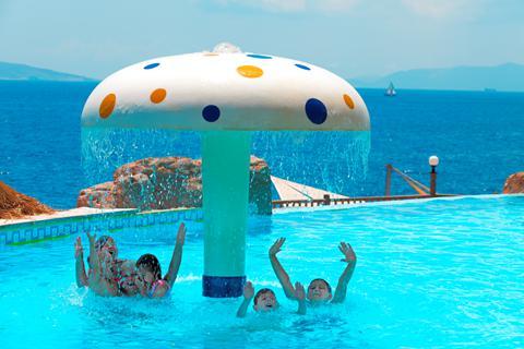All inclusive zonvakantie Egeïsche Kust - Hotel Kadikale Resort