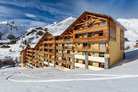 Top skivakantie Espace Lumière ⛷️Résidence Les Cimes du Val d'Allos