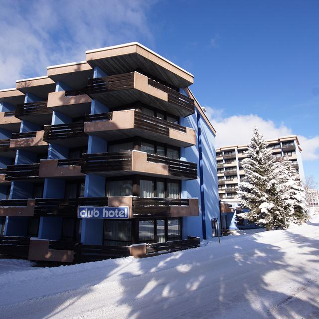 Clubhotel Davos