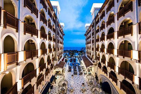 Goedkope zonvakantie Turkse Rivièra - Hotel Quattro Beach & Spa
