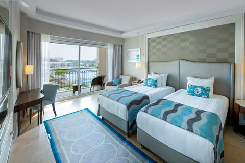 Goedkope zonvakantie Turkse Rivièra - Hotel Titanic Deluxe Golf Belek