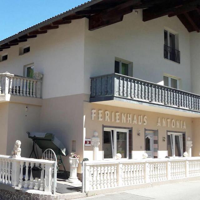 Appartementen Ferienhaus Antonia