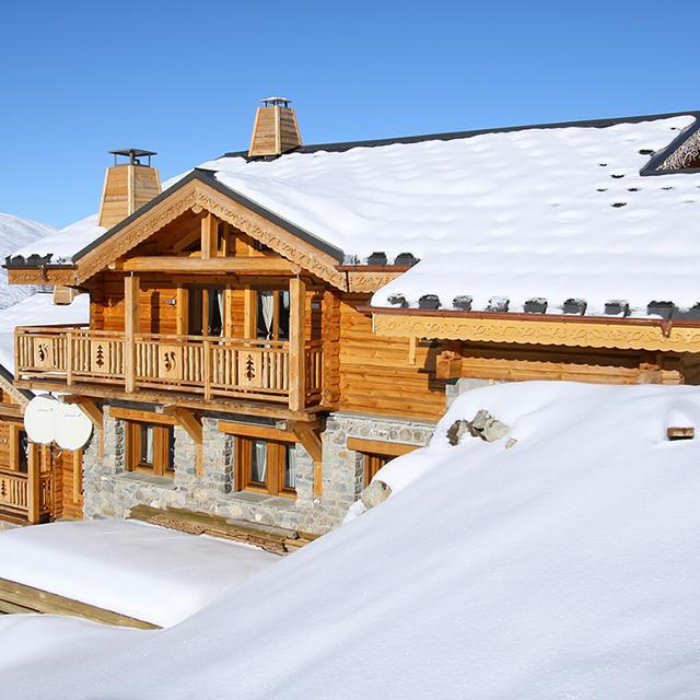 Meer info over Chalet Leslie Alpen  bij Sunweb-wintersport