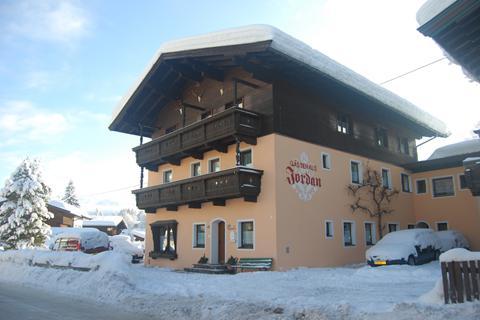 Goedkope skivakantie Kitzbüheler Alpen ⛷️Pension-Gastehaus Jordan