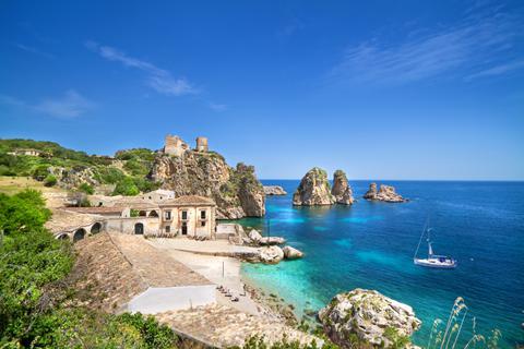 Last minute vakantie Sicilië 🏝️Fly & Drive Classic Sicily Palermo