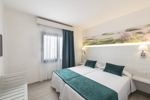 Last minute zonvakantie Lanzarote - Aparthotel THB Flora - logies