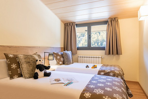 Goedkope skivakantie Grandvalira ⛷️P&V Residence Andorra Peretol Sunari