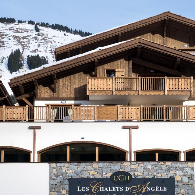 Meer info over Résidence Les Chalets d'Angele  bij Bizztravel wintersport