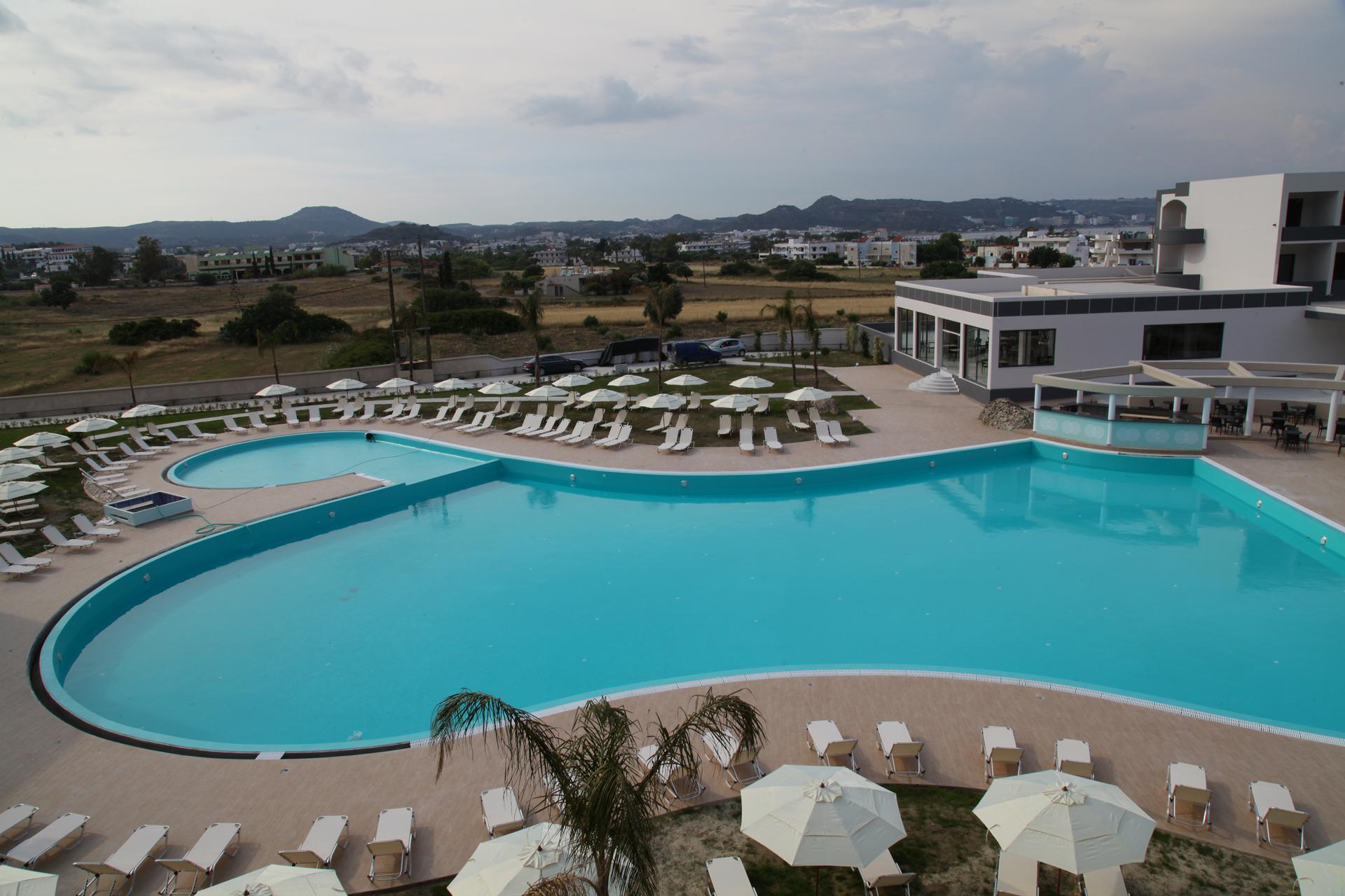 Hotel Evita Resort Rhodos Griechenland Sunweb