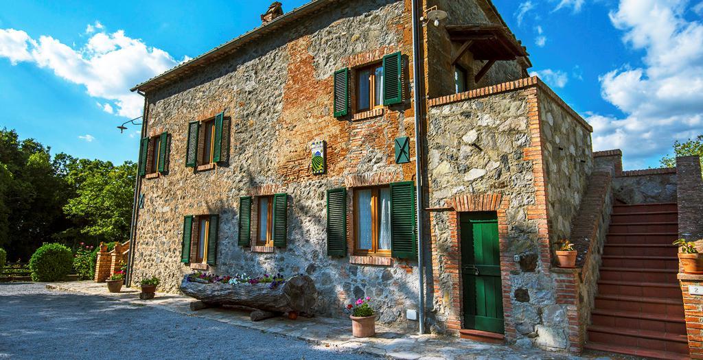 Bijzondere accommodaties Casale le Crete in Acquapendente (Lazio, Italië)