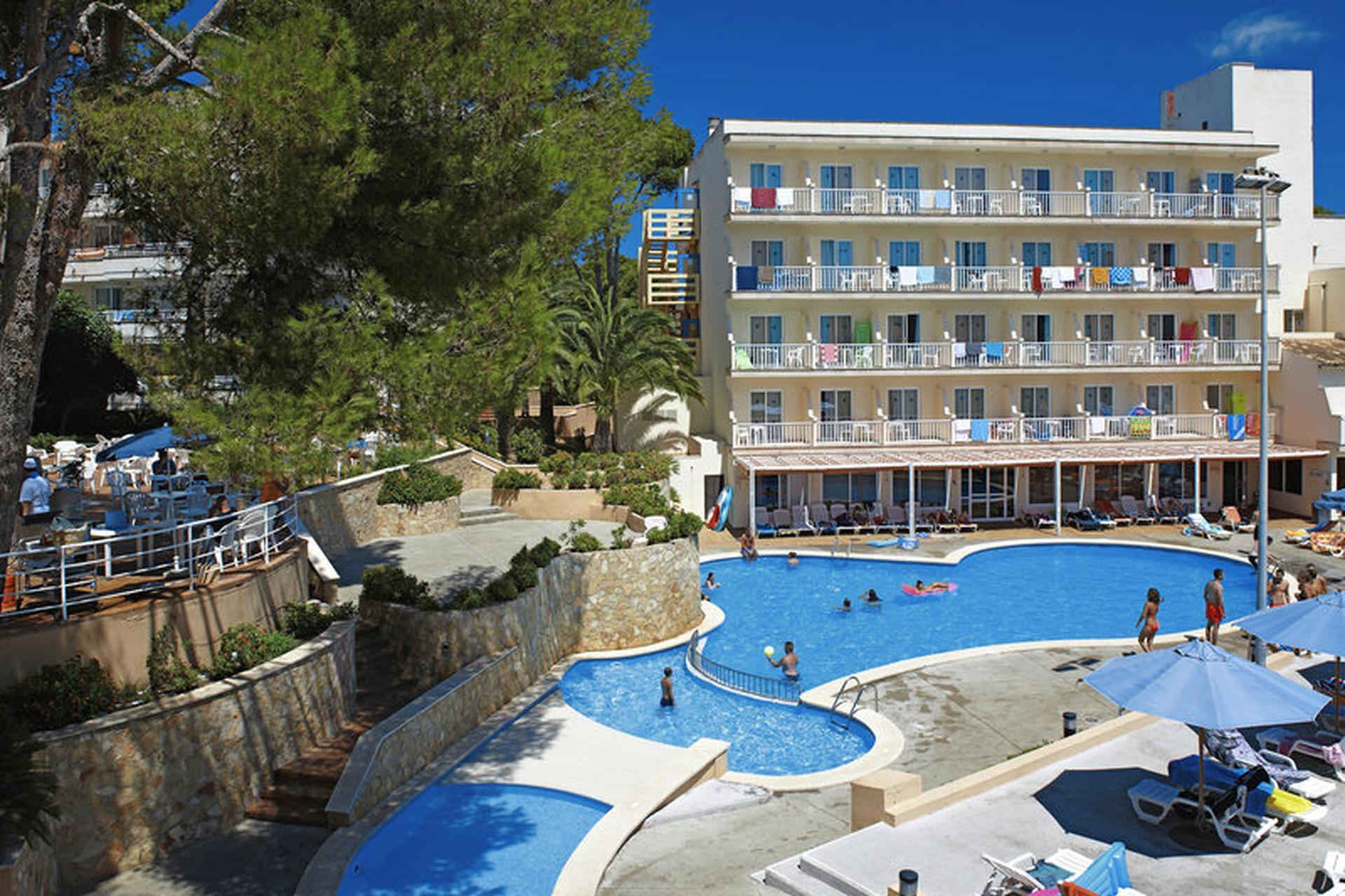 Club Hotel Cala Ratjada Mallorca Spanien Sunweb