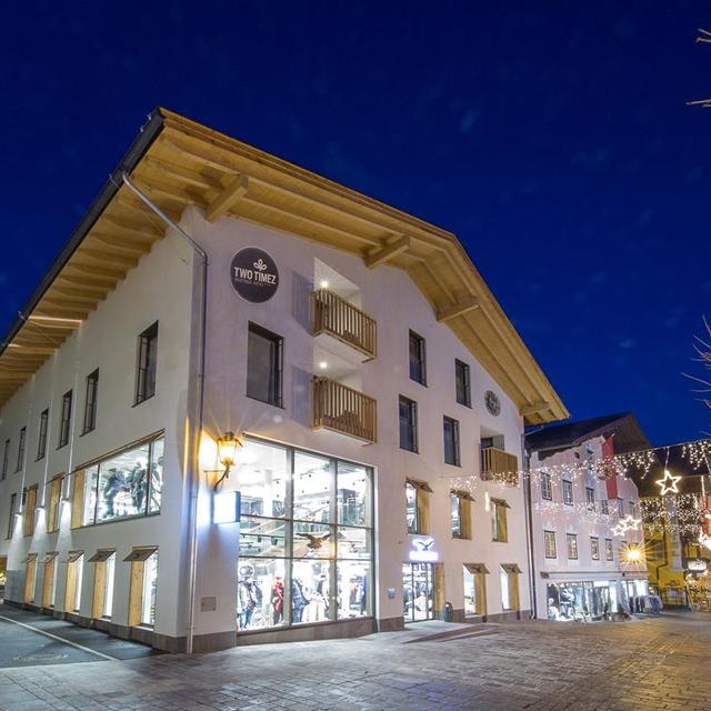 Meer info over Hotel Two Timez  bij Bizztravel wintersport