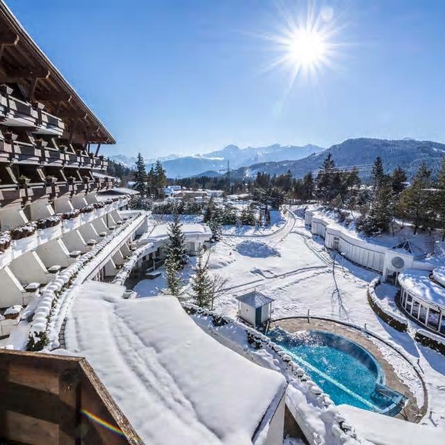 Hotel Krumers Alpin
