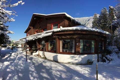 Fantastische wintersport Zillertal ⛷️Gasthof Waldcafé