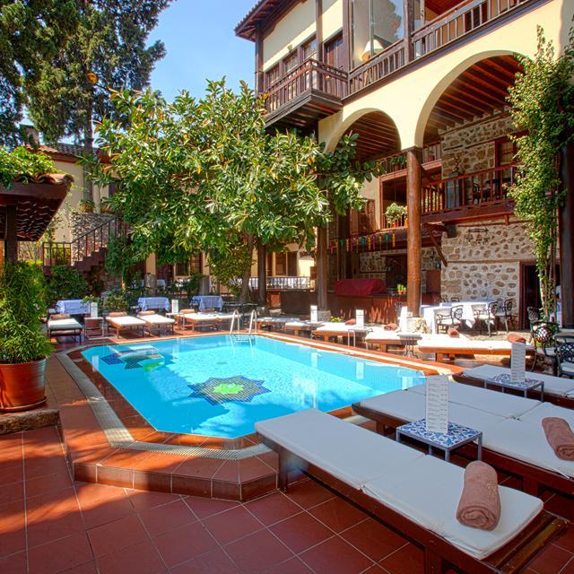 Turkije - Hotel Alp Pasa