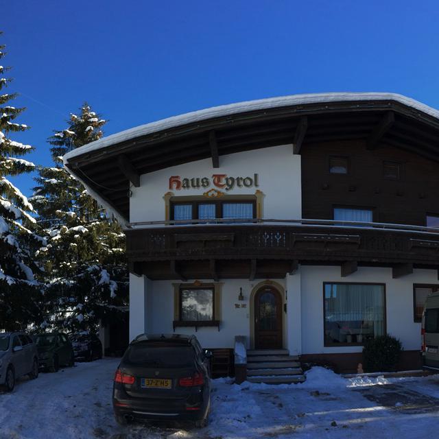 Appartementen Haus Tyrol