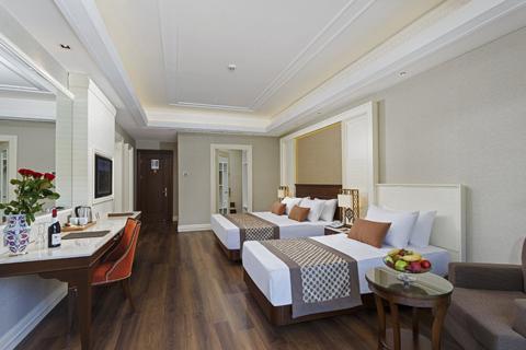 Goedkope zonvakantie Turkse Rivièra - Hotel Gural Premier Belek