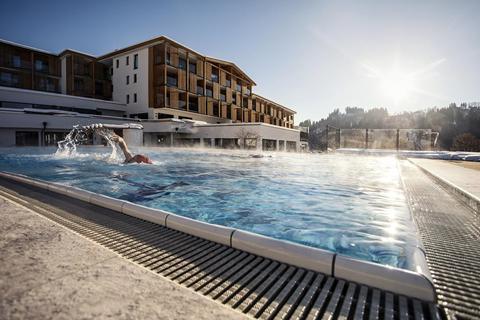 Korting wintersport Skiwelt Wilder Kaiser-Brixental ⛷️Sporthotel Hohe Salve