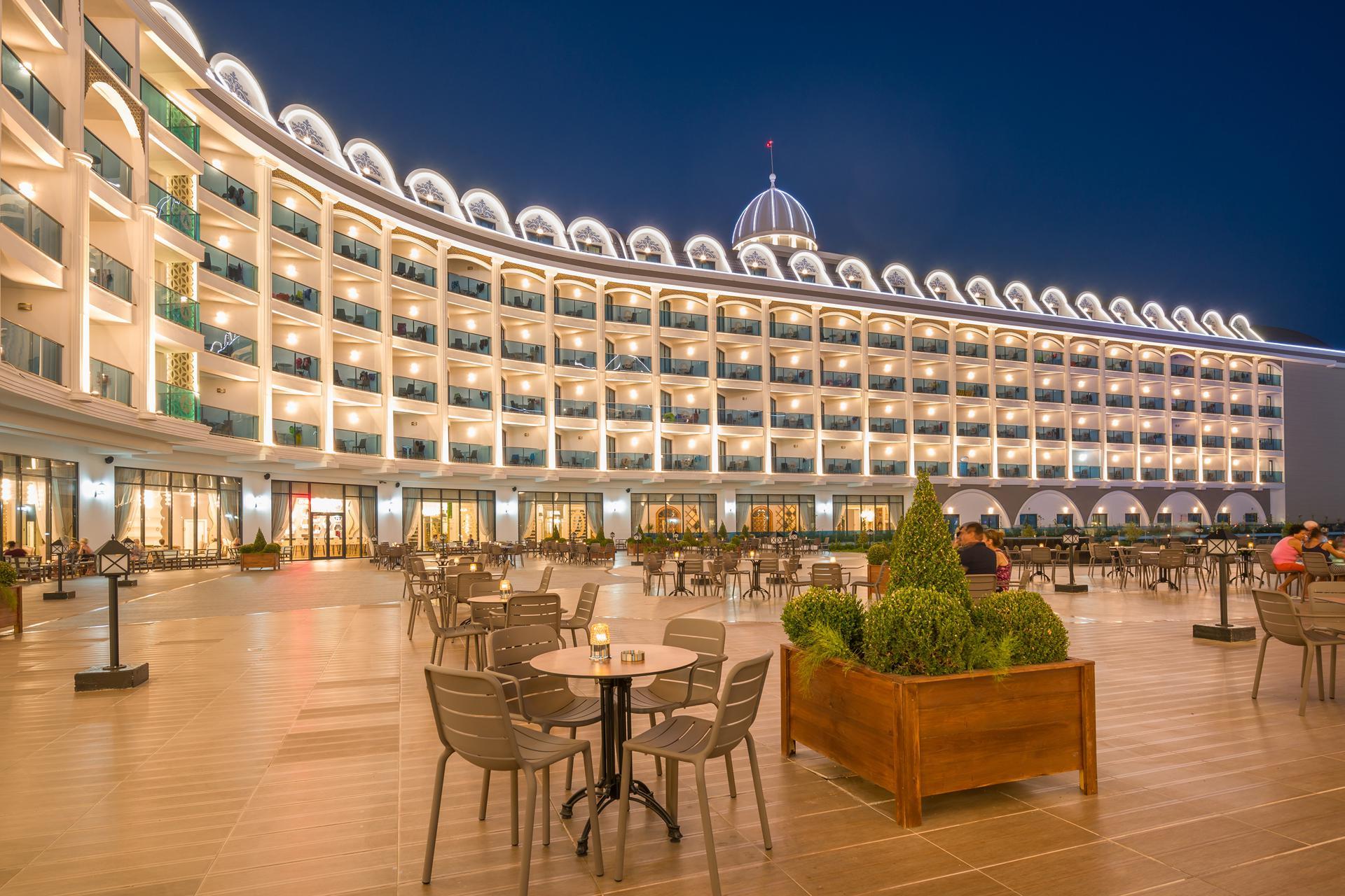 Hotel Adalya Elite Resort Turkische Riviera Turkei Sunweb