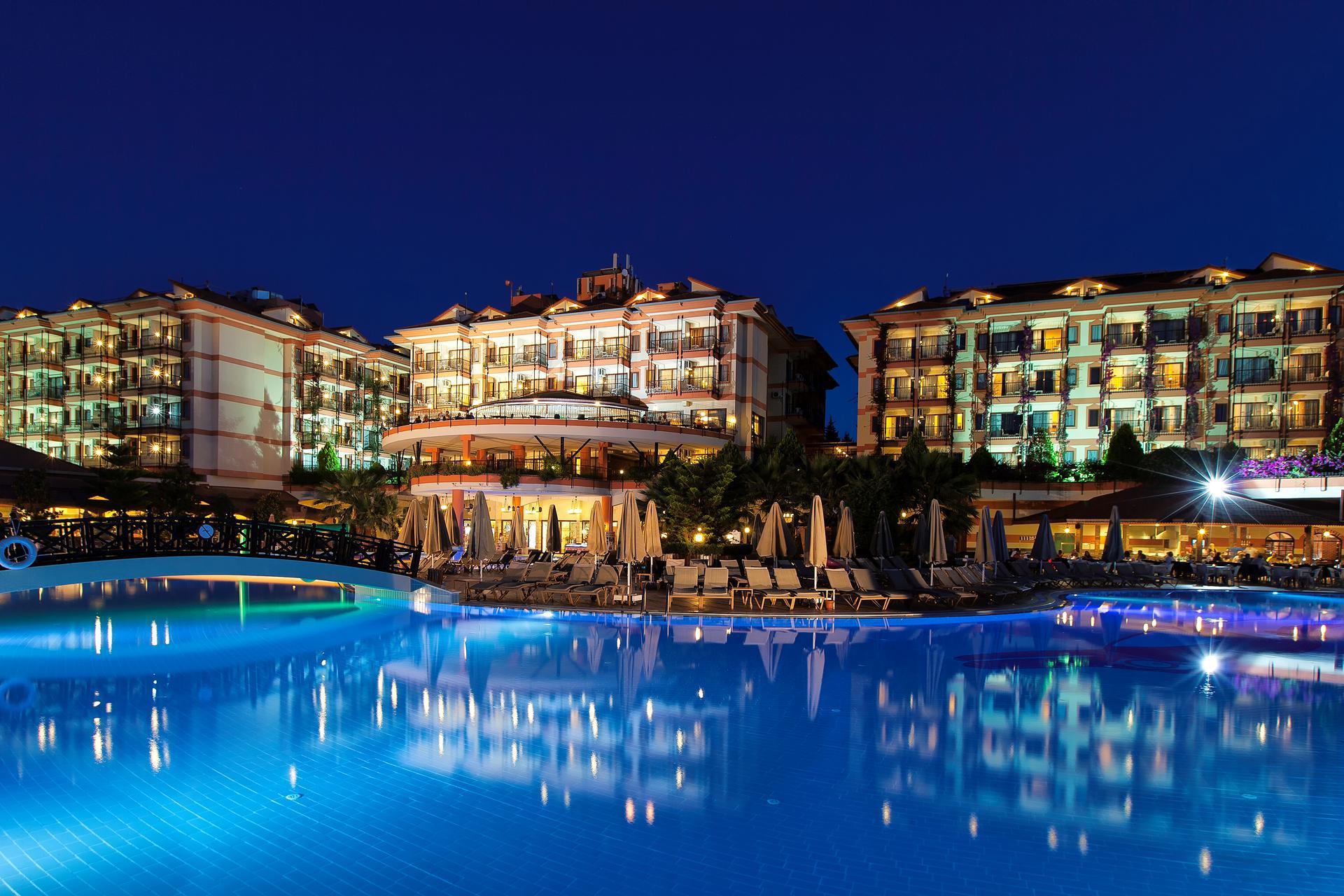 Hotel Adalya Art Side Turkische Riviera Turkei Sunweb