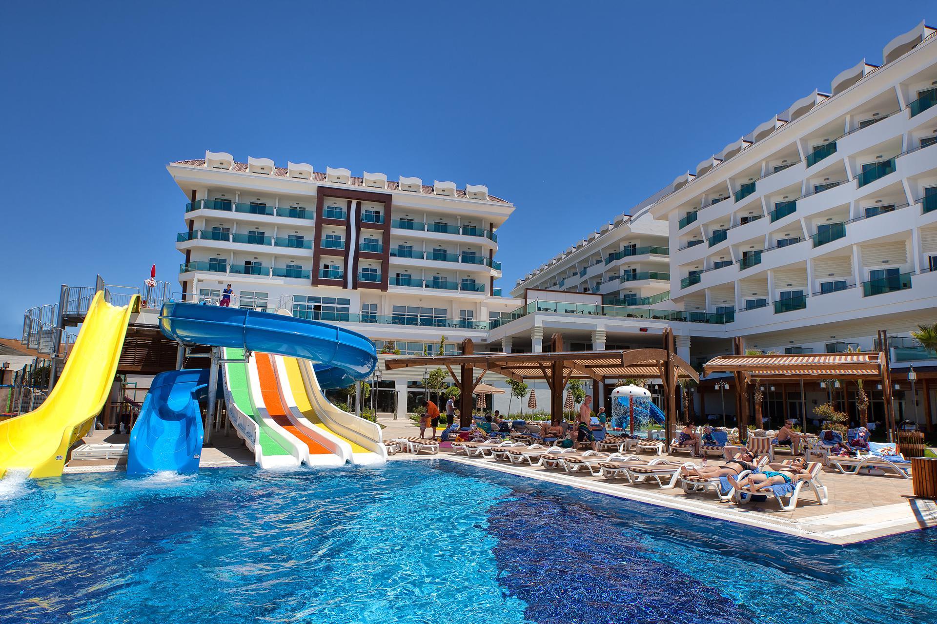 Hotel Adalya Ocean De Luxe Turkische Riviera Turkei Sunweb