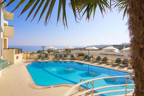 Goedkoopste zonvakantie Kreta - Aparthotel Radamanthys
