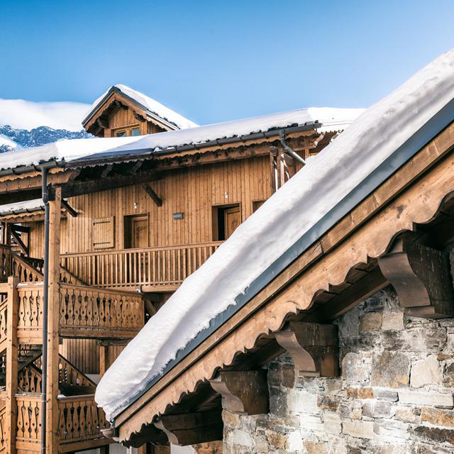 Val Thorens - Résidence Montagnettes Soleil 1