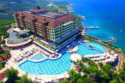 Super zonvakantie Turkse Rivièra 🏝️ Hotel Utopia World