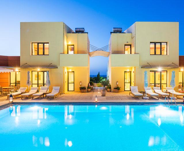 Daphnis Villas