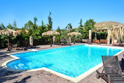Goedkope zonvakantie Lesbos - Appartementen Villa's Elpiniki