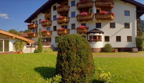 Hotel Bichlingerhof (Zomer)