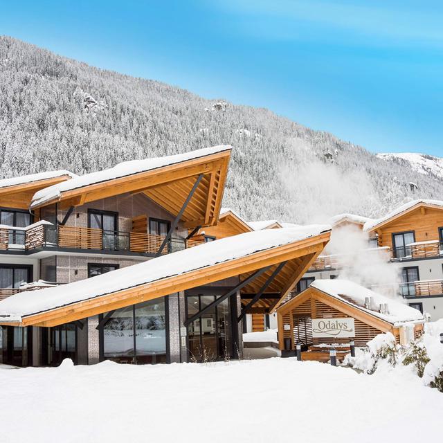 Meer info over Résidence Prestige Odalys Isatis  bij Sunweb-wintersport