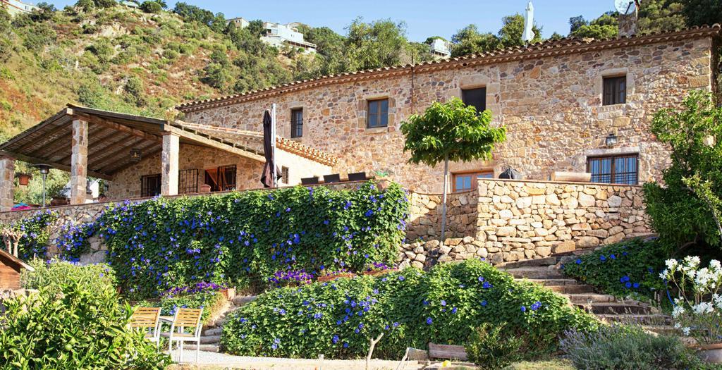 Bijzondere accommodaties B&B La Vista Brava in Castell Platja d'Aro (Catalonië, Spanje)