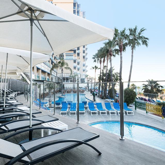 Meer info over Hotel Best Benalmadena  bij Sunweb zomer