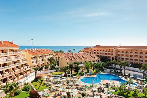 Goedkope zonvakantie Tenerife - Appartementen Coral Compostela Beach