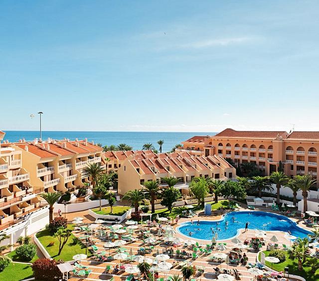 Appartementen Coral Compostela Beach