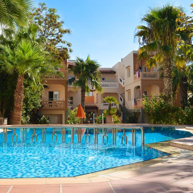 Appartementen Villa Dora