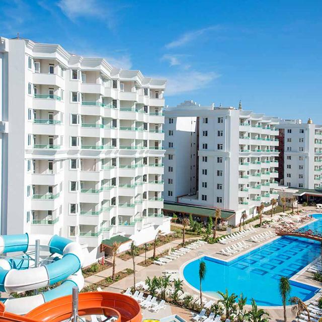 Hotel Lara Family Club - Ultra all-inclusive