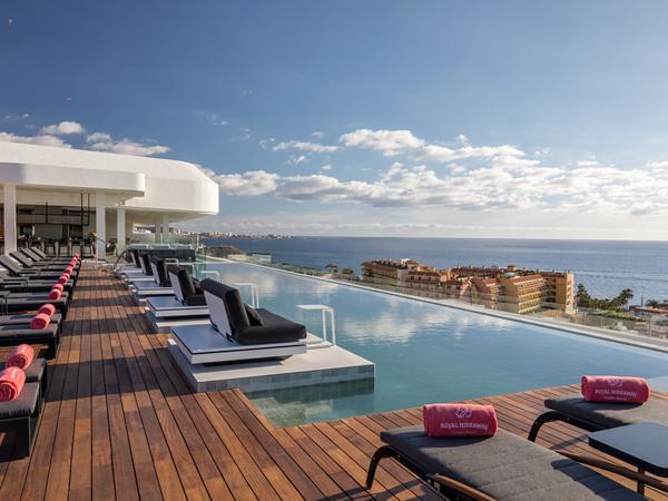 Hotel Royal Hideaway Corales Beach - voksenhotel - Spanien, Tenerife thumbnail