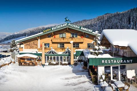 Fantastische wintersport Ski Amadé ⛷️Appartementen Jagdhof