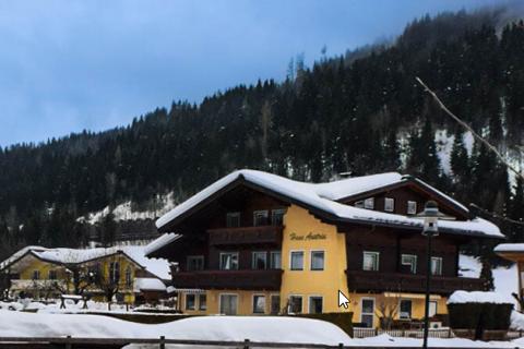 Goedkoop op skivakantie Ski Amadé ⛷️Haus Austria